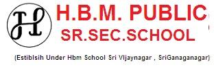 H.B.M Public Sr. Sec. School School
